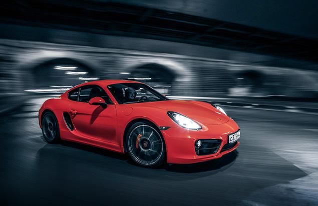Способен ли новый Porsche Cayman подарить столько же кайфа, сколько суперкар Audi R8. Фото 7