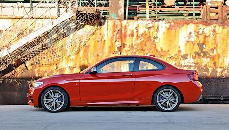 Снимки 326-сильного купе BMW опубликованы за день до премьеры
