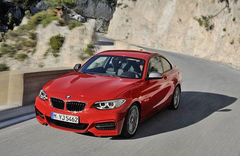 Снимки 326-сильного купе BMW опубликованы за день до премьеры. Фото 1
