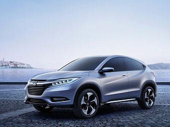 Honda привезет в Россию компактный кроссовер