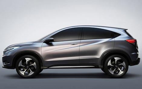 На моторшоу в Токио Honda покажет серийный вариант концепта Urban