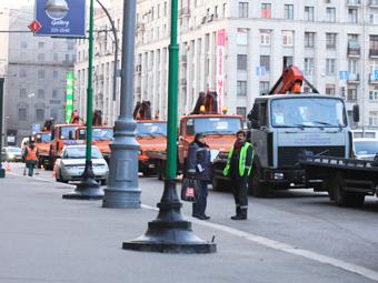 За месяц Москва заработала на эвакуации 10 миллионов рублей