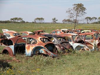 Власти возместят производителям потери от утилизационного сбора