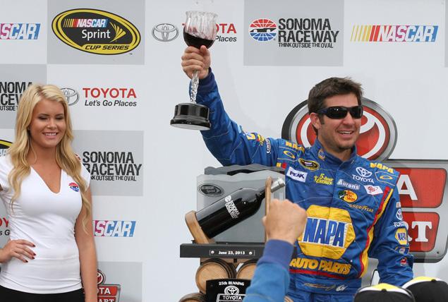 Самые безумные гоночные трофеи Америки. Фото 20