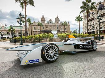Ален Прост выставит гоночную команду в Формуле-E