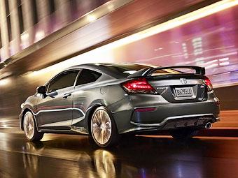 Honda обновит Civic к американскому тюнинг-шоу