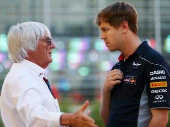 Экклстоун выбрал лучшего гонщика в истории Формулы-1