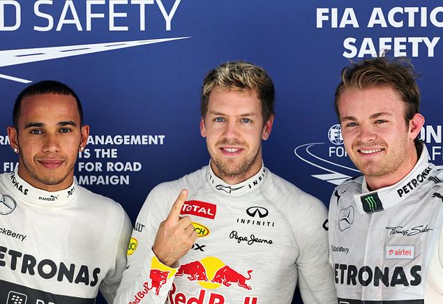 Себастьян Феттель стал чемпионом Формулы-1 в четвертый раз подряд. Фото 1