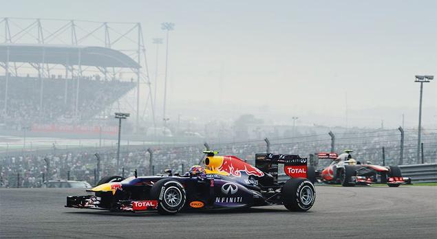 Себастьян Феттель стал чемпионом Формулы-1 в четвертый раз подряд. Фото 2