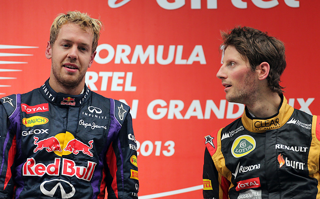 Себастьян Феттель стал чемпионом Формулы-1 в четвертый раз подряд. Фото 4