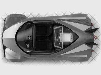 Британо-американская компания разработает бюджетный спорткар