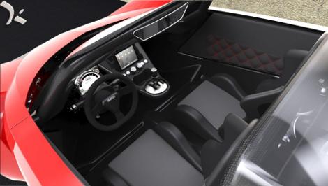 Новинка получит карбоновый кузов и двигатель V8. Фото 2