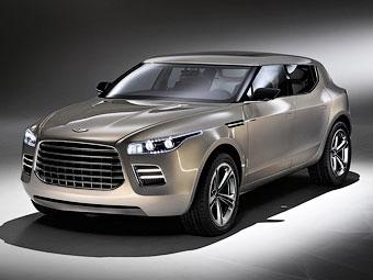 Модели Aston Martin получат шасси Mercedes-Benz