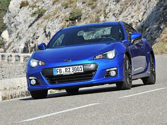 "Nissan назвал Subaru BRZ  ""автомобилем для 50-летних"""