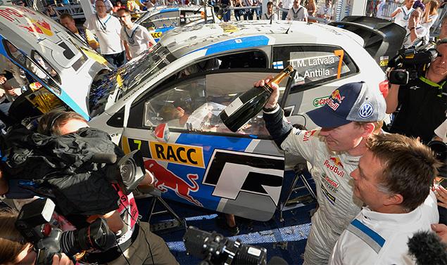 Обзор двенадцатого этапа WRC: Ралли Испании