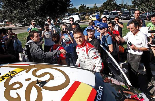 Обзор двенадцатого этапа WRC: Ралли Испании. Фото 3