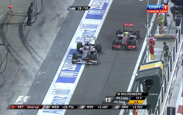 Онлайн-трансляция семнадцатого этапа Формулы-1 2013 года. Фото 2