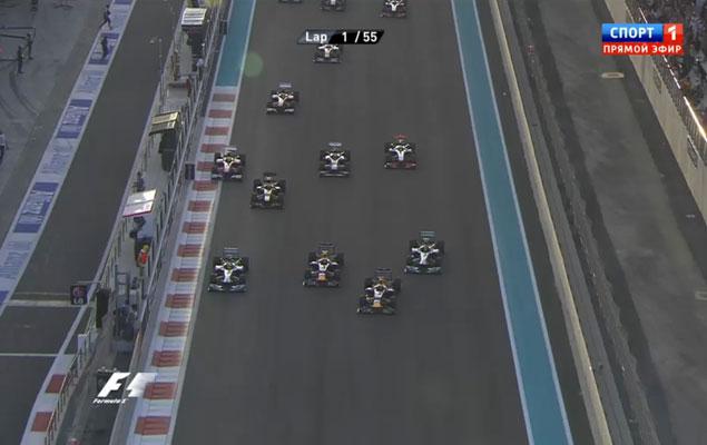 Онлайн-трансляция семнадцатого этапа Формулы-1 2013 года. Фото 5