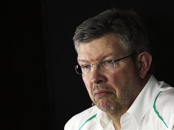 Росс Браун отказался остаться в Mercedes AMG