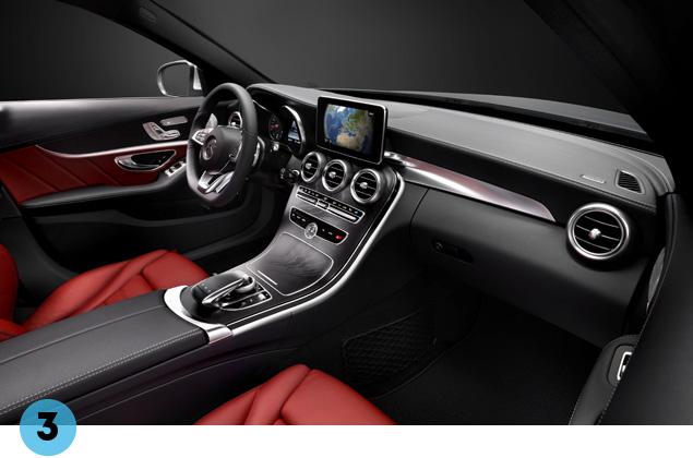 Семь причин, почему новый Mercedes-Benz C-класс взорвет рынок. Фото 3
