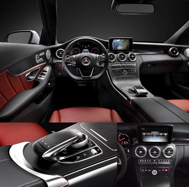 Семь причин, почему новый Mercedes-Benz C-класс взорвет рынок. Фото 4