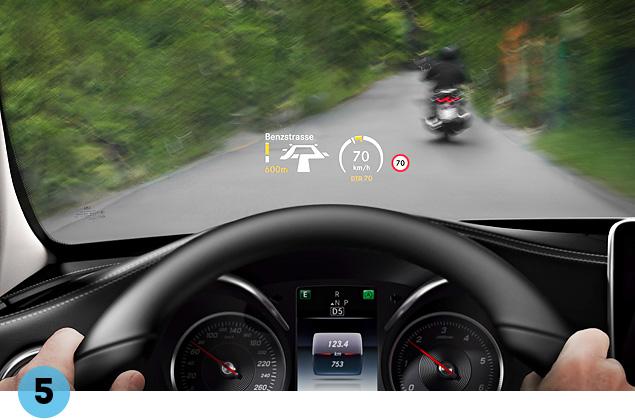 Семь причин, почему новый Mercedes-Benz C-класс взорвет рынок. Фото 5