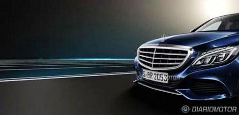 Появились фотографии седана C-Class следующего поколения. Фото 1