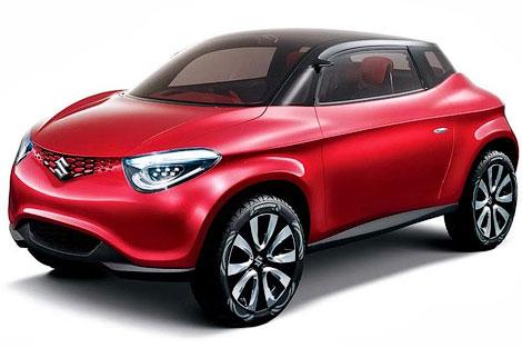 В конце ноября Suzuki покажет четыре концептуальных кроссовера