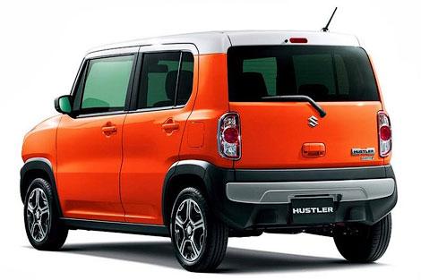 В конце ноября Suzuki покажет четыре концептуальных кроссовера. Фото 3