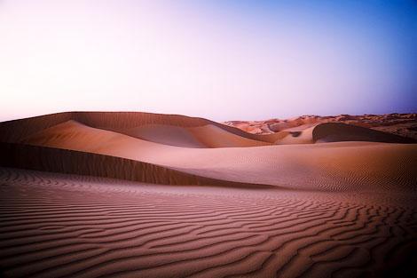 Внедорожник попытается установить рекорд по быстрейшему пересечению пустыни Руб аль-Хали
