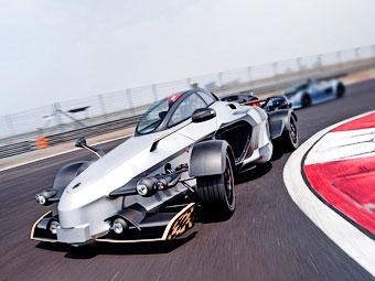 Испанский суперкар Tramontana получил двигатель V10