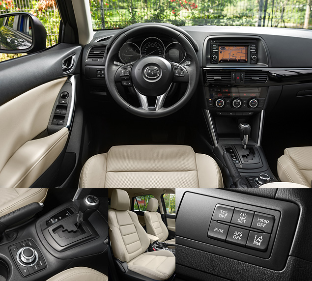 Зачем Mazda решила продавать в России CX-5, работающий на тяжелом топливе. Фото 2