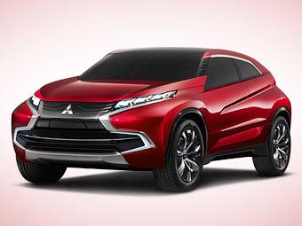 Mitsubishi построила в новой дизайн-стилистике три концепта