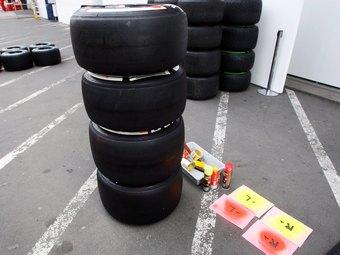 В Бразилии участники Формулы-1 опробуют шины для нового сезона