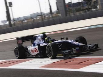 Российская команда стала чемпионом GP2 в год дебюта