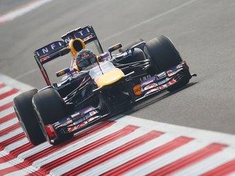 Себастьян Феттель выиграл седьмую гонку Формулы-1 подряд