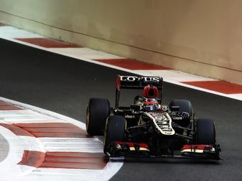 Команда Lotus убедила Райкконена закончить сезон