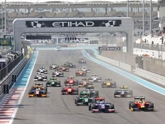 Вместе с Формулой-1 в Сочи приедут серии GP2 и GP3