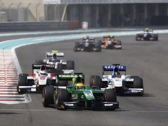 В тестах серии GP2 примут участие три гонщика из России