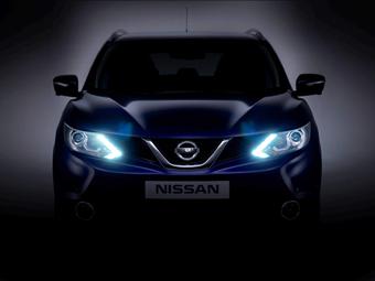 Nissan раскрыл дизайн Qashqai нового поколения
