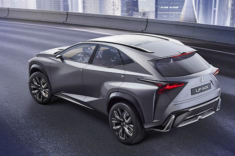 Появилось первое изображение новой модели Lexus. Фото 2