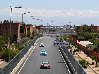 Новый сезон WTCC начнется в Африке