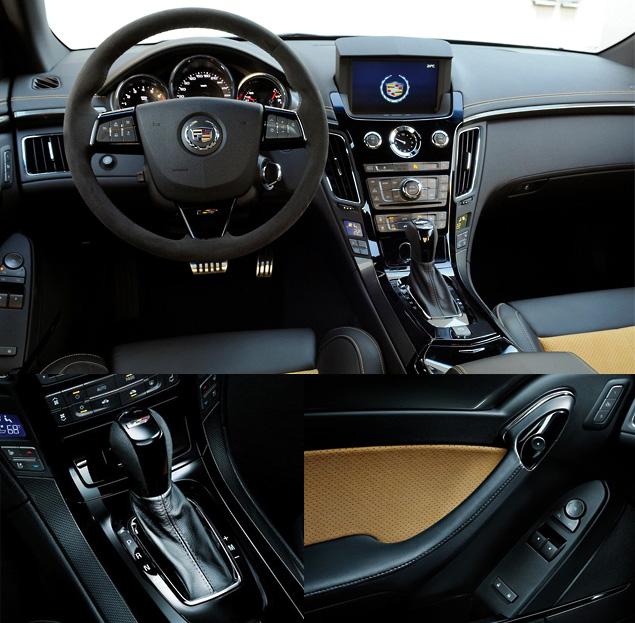 Чем могут зацепить мощные американские купе  Cadillac CTS-V и Chevrolet Camaro SS. Фото 3