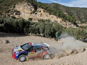 На заключительной гонке WRC Кубица получит нового штурмана