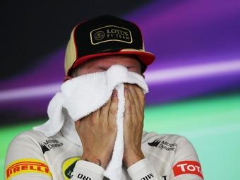 Экс-пилот Ferrari распустил слух о переходе Райкконена в Sauber