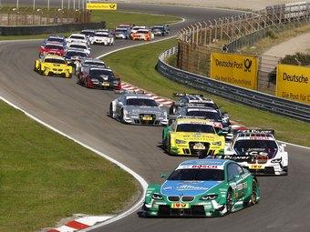 DTM будет проводить по две гонки в России за год