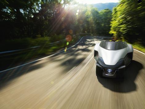 Прототип BladeGlider дебютирует на автосалоне в Токио. Фото 2