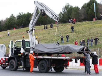 Названы виновные в гибели маршала на Гран-при Канады Формулы-1