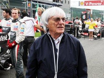 Экклстоун назвал себя главной ценностью Формулы-1
