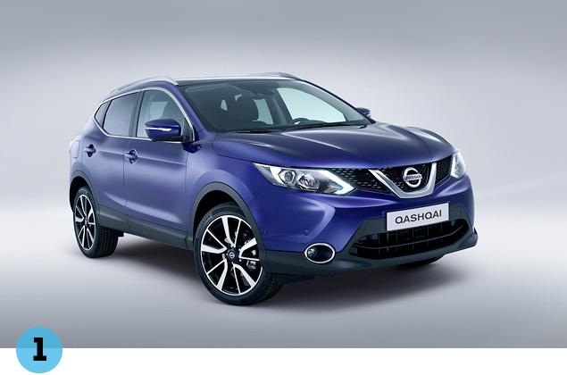 Пять фактов о новом Nissan Qashqai, которые нужно знать уже сегодня